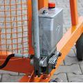Otočné zariadenie pre sudy a barely typ 2241
