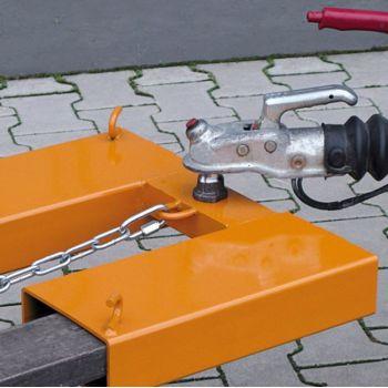 Závesné zariadenie pre VZV typ 2121